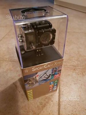 Sport Cam Xpro 430 Hd Wi-Fik dual display