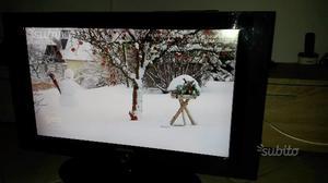 Tv LCD 32 pollici Samsung con digitale