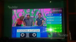 Tv lg 43 pollici hd con mini pc