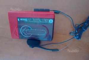 Vintage walkman a cassette NUOVO