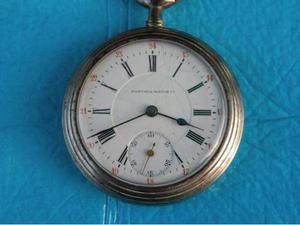 Antico orologio da tasca Postala Watch