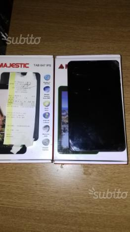 Due tablet majestic ricambio