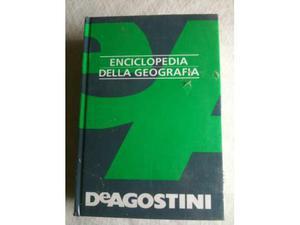 Enciclopedia della geografia - de agostini