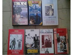 Film cult italiani in vhs originale in stock