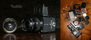 Hasselblad 500cm + Zeiss