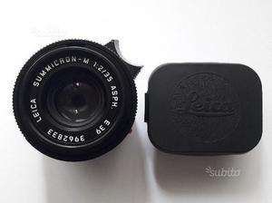 Leica M Summicron 35mm f2 ASPH