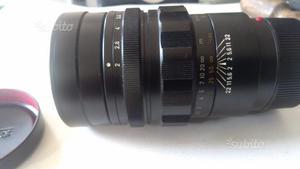 Leica M Summicron 90