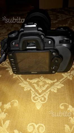 Macchina fotografica d90