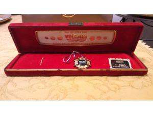 Scatolo per orologio Vulcain Vintage