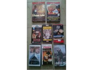 Stock film CULT CLASSICI internazionali in VHS ORIGINALE