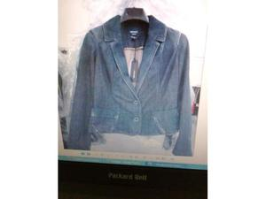 Stock giacche jeans donna