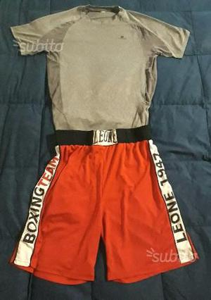 Abbigliamento sport da combattimento