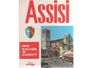 Assisi arte e storia nei secoli 180 tavole a colori
