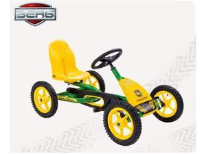 Berg buddy john deere auto a pedali (per bambini da 3 a 8
