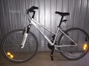 Bicicletta Mountain Bike ROCKRIDER ALUMINIUM Bici