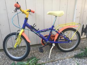 Bicicletta bimbo 5-8 anni