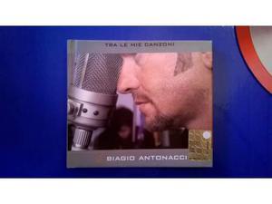 """CD Biagio Antonacci """"Tra le mie canzoni"""""""