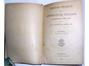 Disegno storico della letteratura italiana