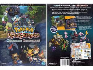 Guida Strategica Ufficiale - Pokemon Mystery Dungeon -