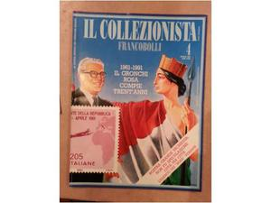 Il collezionista di francobolli dal  al  Bolaffi