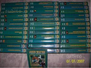 John Wayne serie film VHS