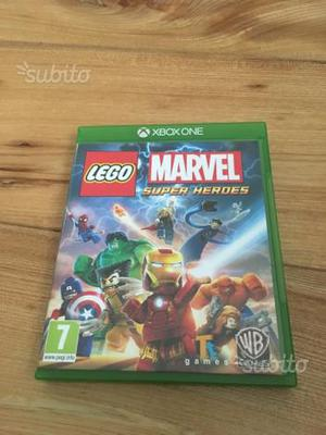 LEGO Marvel super heroes per Xbox One