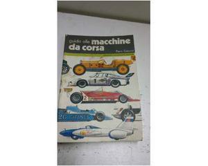 Libro guida alle macchine da corsa anni ,mondadori