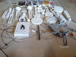 Nintendo Wii con accessori 7 giochi