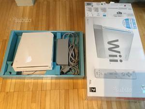 Nintendo Wii originale + accessori e tanti giochi