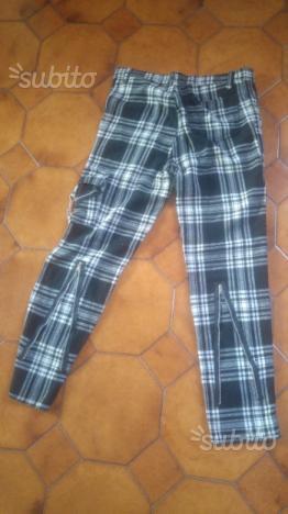 Pantaloni punk made in UK