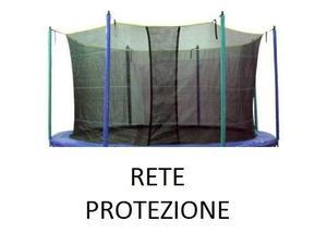 Rete per rete di protezione per trampolino xxl da 427 cm -