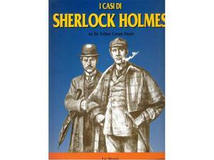 Sherlock holmes - berardi/trevisan - 2 volumi in brossure