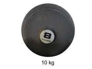 Slam ball antirimbalzo 10 kg diametro 23 cm. cod.ahf-056