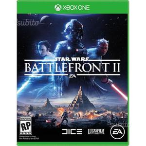Star Wars battlefront II 2 per Xbox One