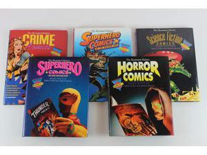 The illustrated history of comics 5 vol ingl completo benton