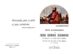 Vita illustrata di San Giuda Taddeo - Ebook gratuito