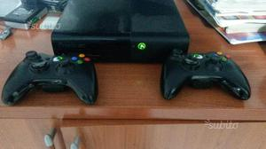 Xbox 360 con lt 3.0 con 2 joypad e tanti giochi