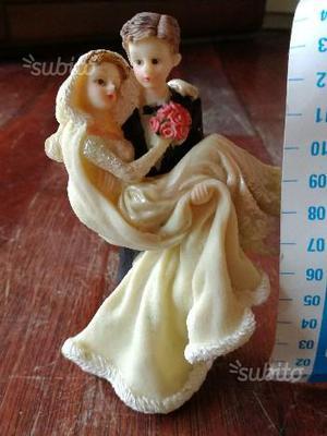 8 miniature di sposini