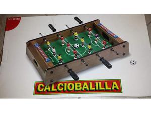 CalcioBalilla originale a marchio Dal Negro