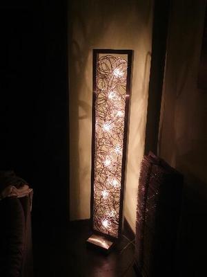 LAMPADA piantana 145 cm altezza