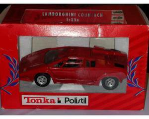 Lamborghini countach polistil 1:25 nuova con scatola