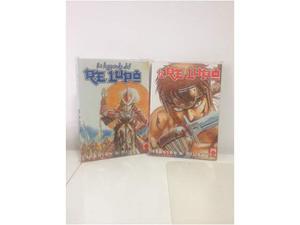 Manga Il Re Lupo e La Leggenda del Re Lupo