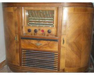 Mobile radio anni 50