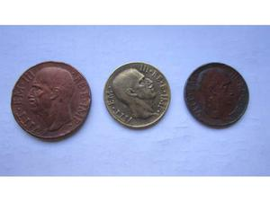 Monete V.E.III°