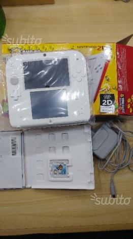 Nintendo 2DS+Pokemon sole