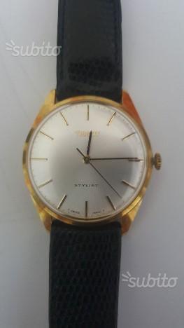 Orologio Tissot da uomo oro 18 kt,750
