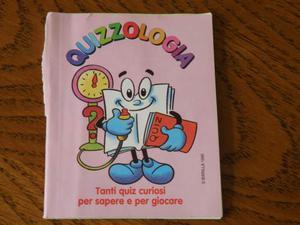 """QUIZZOLOGIA """" LibroMania del Mulino Bianco"""