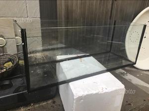 Vasca per acquario o sump posot class for Tartarughiera grande vetro