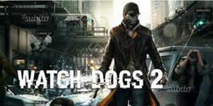 C.e.r.c.o watch dogs 2 per PS4