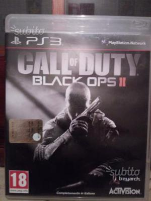 Call of Duty Black Ops 2 Black Ops 1 PS3